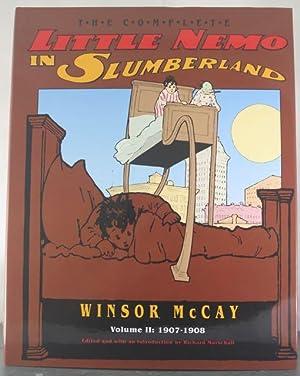 The Complete Little Nemo in Slumberland, Volume: McCay, Winsor