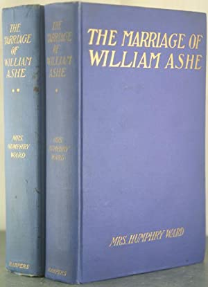 The Marriage of William Ashe. Signed Limited: Ward, Mary A.
