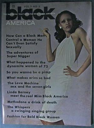 Black America; Volume III No. 3