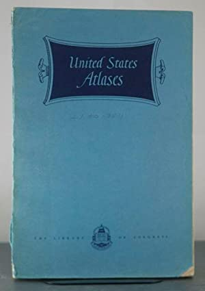 United States Atlases (Two Volumes)