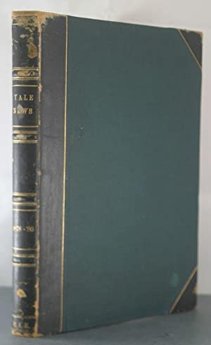 The Yale News; 1878-1880; 125 non-continuous issues, bound together.: Yale University Students)