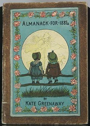 Almanack for 1884: Greenaway, Kate