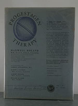 Progestagen Therapy (American Lecture Series No. 626): Roland, Maxwell