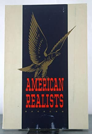American Realists: An Exhibition of American Paintings from the Eighteenth, Nineteenth and ...