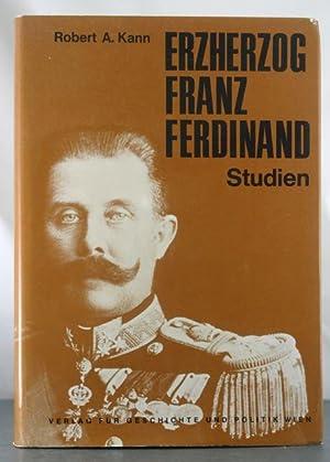 Erzherzog Franz Ferdinand Studien (Veroffentlichungen des Osterreichischen Ost- und ...