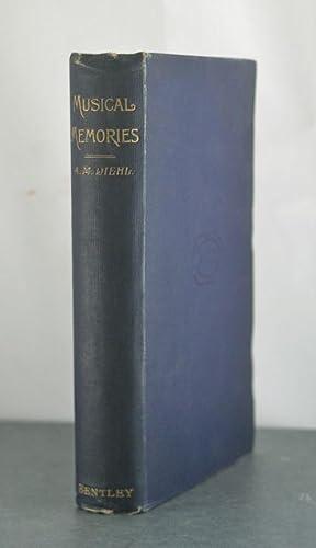 Musical Memories: Diehl, A.M.