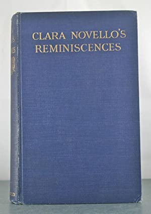 Clara Novello's Reminiscences: Gigliucci, Contessa Valeria