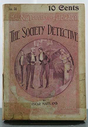 The Society Detective: Maitland, Oscar