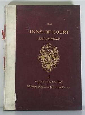 Inns of Court and Chancery: Loftie, W.J.