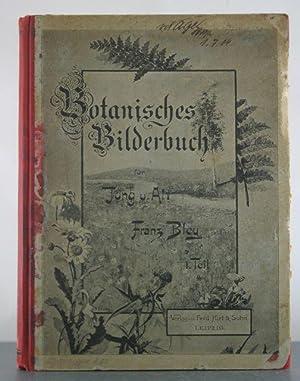 Botanisches Bilderbuch fur Jung und Alt, Erster Teil: Umfassend die Flora der ersten Jahreshalfte.:...