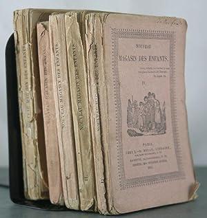 Nouveau Magasin des Enfants, Vols. I-V: Chabaud-Latour, R. de