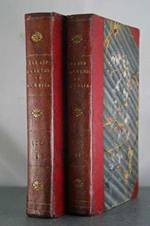 Men and Manners in America [Two Volumes]: Hamilton, Thomas