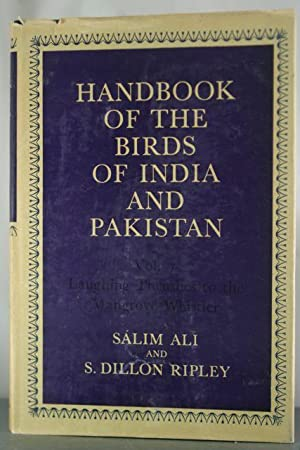 Handbook of the Birds of India and Pakistan : Laughing Thrushes to the Mangrove Whistler v. 7: ...