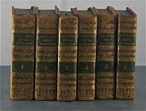 Journees Memorables de la Revolution Francaise [Six Volumes]: Marchand de Breuil, Charles Francois