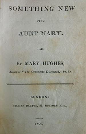Something New From Aunt Mary: Hughes, Mary