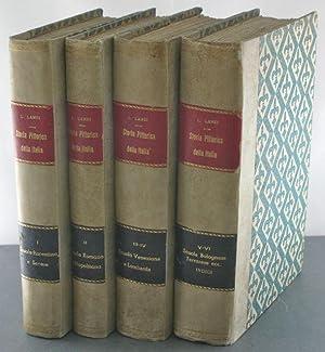 Storia Pittorica della Italia [Vols. I-VI, Complete]: Lanzi, Luigi