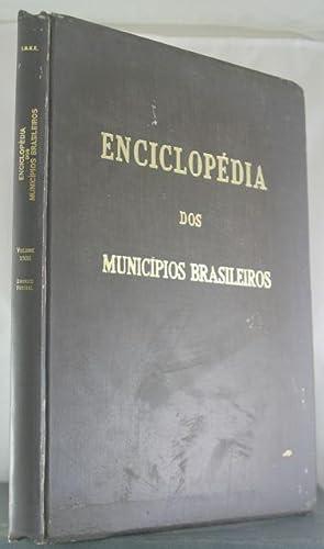 Enciclopedia Dos Municipios Brasileiros: Vol. XXIII, Distrito Federal: Pires Ferreira, Jurandyr [...