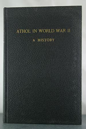 Athol in World War II : A History: Committee, Athol War Historical