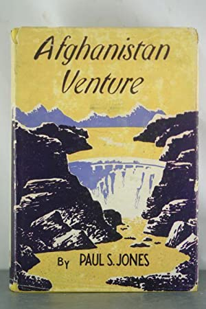 Afghanistan Venture: Jones, Paul