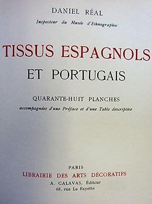 Tissus Espagnols et Portugais: Real, Daniel