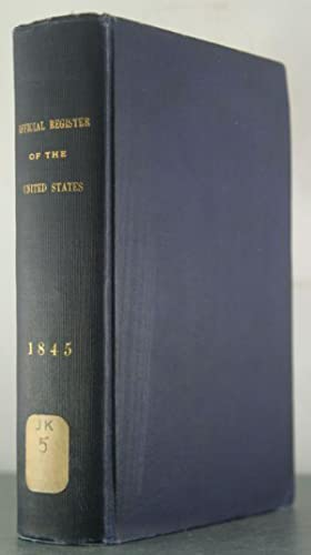 Register of all Officers and Agents, Civil, Military and Naval, in The Service of the United States...