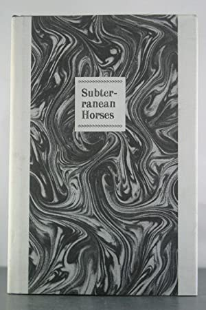 Subterranean Horses (International poetry series): Ritsos, Giannes