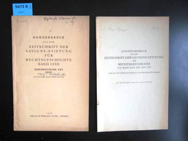 Das Eherecht in Bonizos von Sutri. Liber: Kirchenrecht. - Ehe.