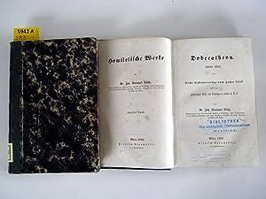 Dodecatheon. Zwölf Vorträge, gehalten während der Fastenzeit der Jahre 1857 und 1858...