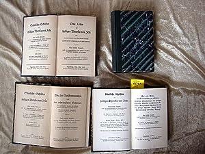 Sämtliche Schriften der heiligen Theresia von Jesu.: Fr. Aloisius ab Immaculata Conceptione u....