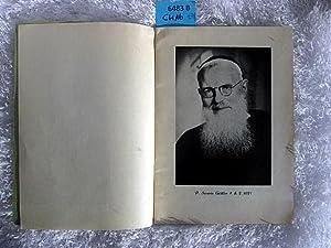 Überblick über das Leben und Wirken des Pater Severin Göttler, Kapuziner.: ...