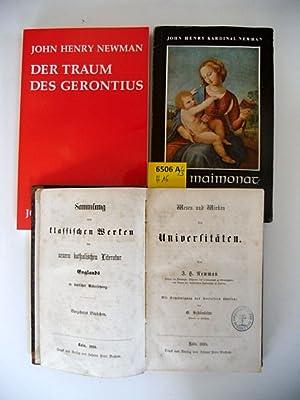 Wesen und Wirken der Universitäten. Mit Genehmigung des Verfassers übersetzt von G. Sch&...