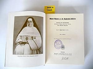 Mutter Maria v. d. hl. Euphrasia Pelletier. Stifterin der Genossenschaft Unserer Frau von der Liebe...