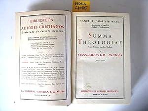 Summa Theologica. Cura Fratrum eiusdem Ordinis.: S. Thomae Aquinatis.