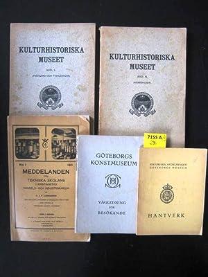Meddelanden Fran Tekiniska Skolans. I Kritianstad Handels- och Industriemuseum.: Ljunggren, C. J. F...