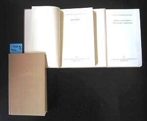 Ausgewälte Werke in drei Bänden. Epen und Verserzählungen. Erzählende Prosa und...