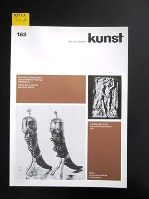 Alte und Moderne Kunst. Katalog Nr. 162.: Rossacher, Kurt (Hrsg.)