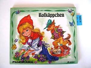 Rotkäppchen. Ein Klapp-Bilderbuch zum Spielen.: Lagarde, Luce Andrée