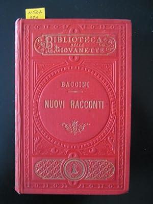 Nuovi Racconti.: Baccini, Ida.