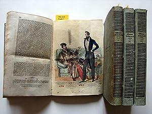 Wiener Zeitschrift für Kunst, Literatur, Theater und Mode. Jahrgang 1833.: Schickh, J. von u. ...
