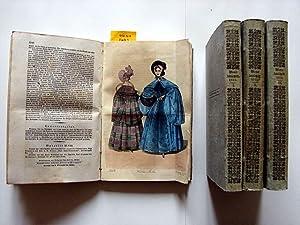 Wiener Zeitschrift für Kunst, Literatur, Theater und Mode. Jahrgang 1835.: Schickh, J. von u.a...