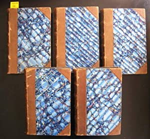 Historical Romances. 5 volumes. Of the Author of Waverly.: Scott, Walter.