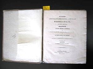 Illustris Amstelodamensium Athenaei Memorabilia. Prodita Deinceps Oratione Iacobi Philippi d'...