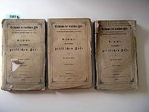 Geschichte der kleinen deutschen Höfe. Die geistlichen Höfe.: Vehse, Dr. Eduard.