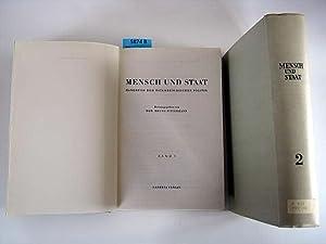 Mensch und Staat.: Pittermann, Bruno (Hrsg.).