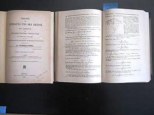Theorie der Bewegung und der Kräfte. Ein Lehrbuch der Theoretischen Mechanik. Mit besonerer R&...