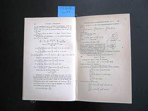 Lehrbuch der Ballistik. Äussere Ballistik.: Cranz, C.