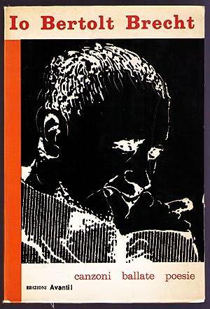 Io Bertolt Brecht / a cura di