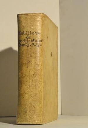 Tractatus de studiis monasticis in tres Partes distributus. Latine vertit Josephus Porta astensis: ...