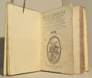Il primo volume delle cagioni delle guerre: Porcacchi Thomaso