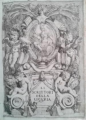 Li Scrittori della Liguria, e particolarmente della Marittima: SOPRANI Raffaele